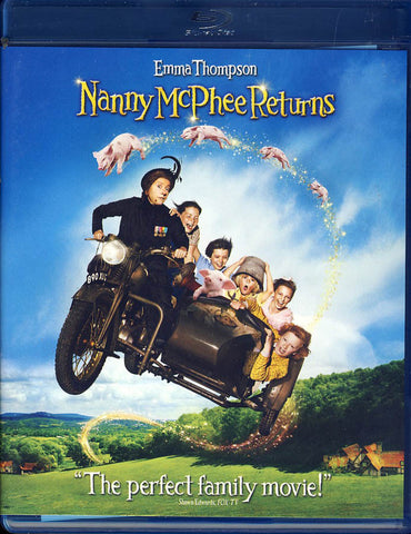 Nanny McPhee Returns (Blu-ray) BLU-RAY Movie