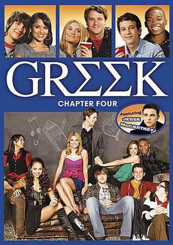 Greek - Chapter Four (Season 4) (Boxset) DVD Movie