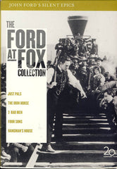 The Ford At Fox Collection - Just Pals/The Iron Horse/3 Bad Men/Four Sons/Hangman s House (Boxset)