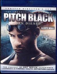 The Chronicles of Riddick - Pitch Black (Unrated Director s Cut) (Bilingual) (Blu-ray)