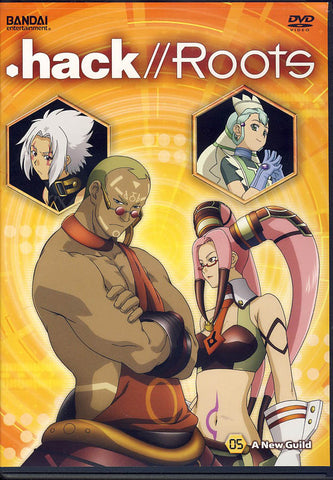 .hack//Roots, Vol. 5 DVD Movie
