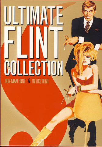 Ultimate Flint Collection (Our Man Flint / In Like Flint) (Boxset) DVD Movie