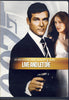 Live and Let Die (White Cover) (James Bond) DVD Movie
