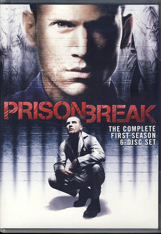 Prison Break - Season One (Boxset) DVD Movie