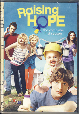 Raising Hope - Season 1 (Boxset) DVD Movie