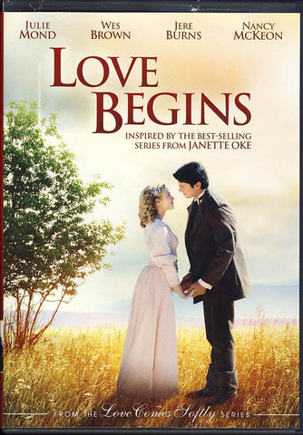 Love Begins (Love Comes Softly series) DVD Movie