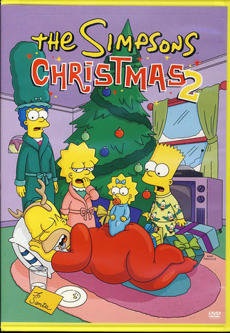 The Simpsons - Christmas 2 DVD Movie