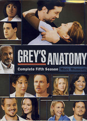 Grey's Anatomy - Season 5 (Boxset)