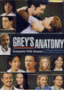 Grey's Anatomy - Season 5 (Boxset) DVD Movie