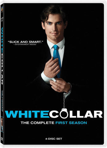 White Collar: Season 1 (KeepCase) (Boxset) DVD Movie