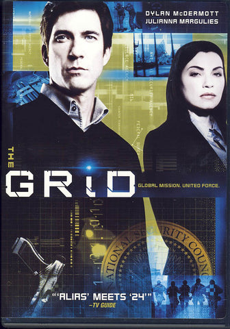 The Grid (Mini-series) DVD Movie