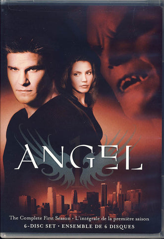 Angel: Season 1 (Bilingual) DVD Movie
