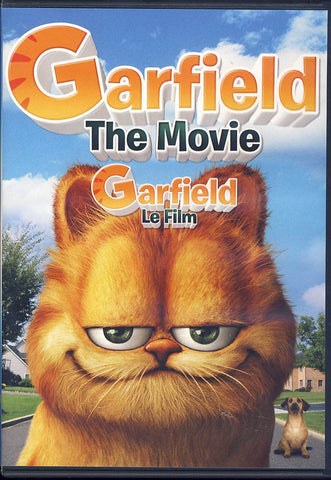 Garfield Movie (Bilingual) DVD Movie