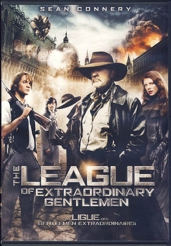 The League of Extraordinary Gentlemen (Bilingual) DVD Movie