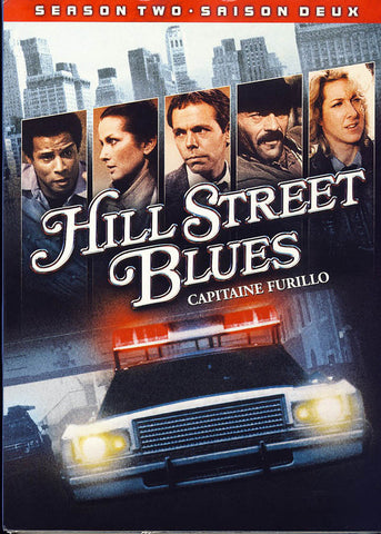 Hill Street Blues - Season 2 (Boxset) (Bilingual) DVD Movie