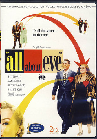 All About Eve (Bilingual) DVD Movie