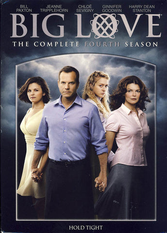 Big Love: The Complete Season 4 (Boxset) DVD Movie
