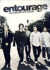 Entourage - The Complete Fifth Season (Boxset)