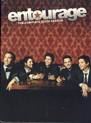 Entourage - The Complete Sixth Season (Boxset)