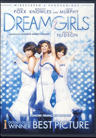 Dreamgirls (Bilingual) (Widescreen edition) DVD Movie