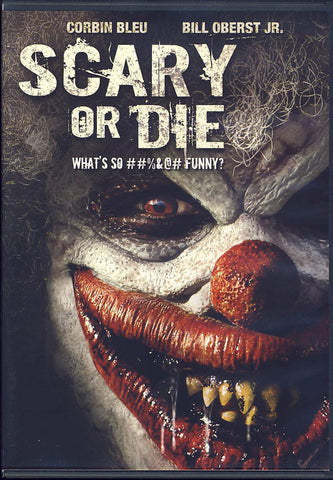 Scary or Die DVD Movie