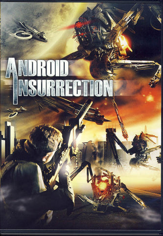 Android Insurrection DVD Movie