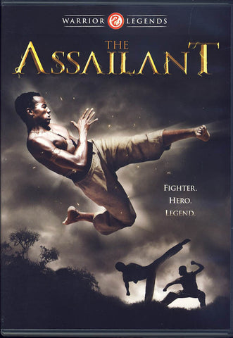 The Assailant DVD Movie