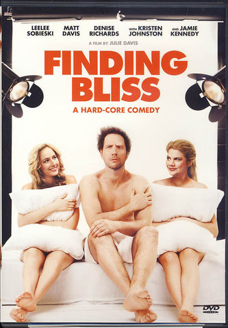 Finding Bliss DVD Movie
