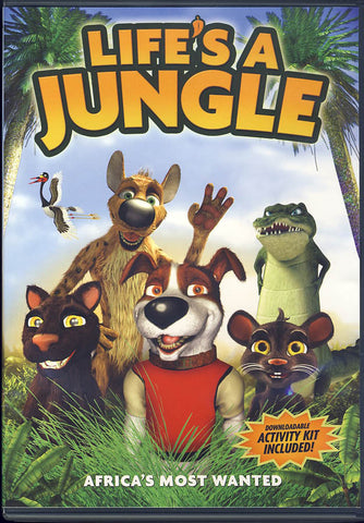 Life's A Jungle: Africa's Most Wanted DVD Movie