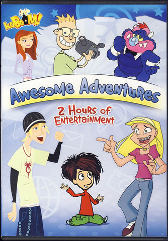 Awesome Adventures DVD Movie