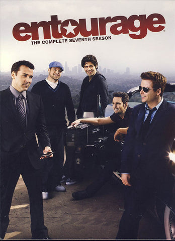 Entourage - The Complete Seventh Season (Boxset) DVD Movie