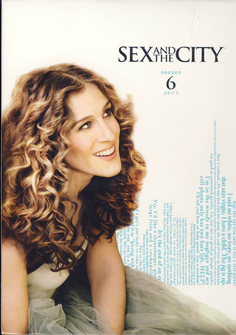 Sex and the City: Season 6, Part 2 (Boxset) DVD Movie