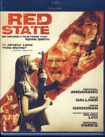 Red State (Blu-ray) BLU-RAY Movie
