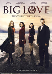 Big Love: The Complete Fifth Season (Boxset)