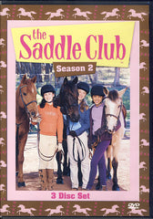 The Saddle Club - The Complete Second Season