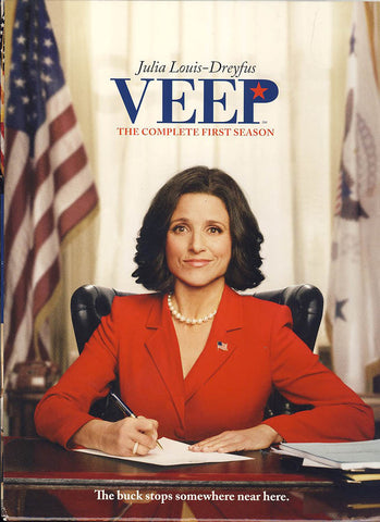 Veep - The Complete First Season (Boxset) DVD Movie