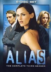Alias - The Complete Third Season (Boxset)