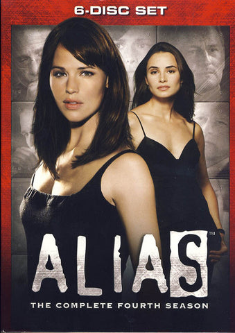 Alias - The Complete Fourth Season (Boxset) DVD Movie