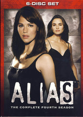 Alias - The Complete Fourth Season (Boxset)
