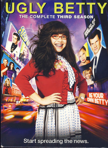 Ugly Betty - The Complete Third Season (Boxset) DVD Movie