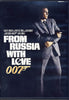From Russia With Love (Black Cover) (James Bond) DVD Movie