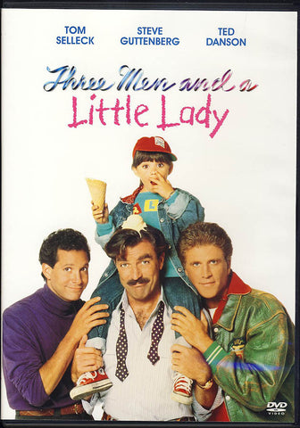 Three Men and a Little Lady DVD Movie
