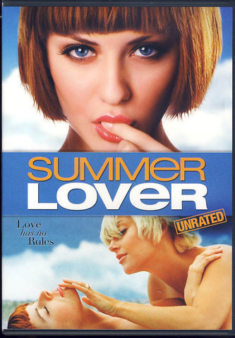 Summer Lover DVD Movie