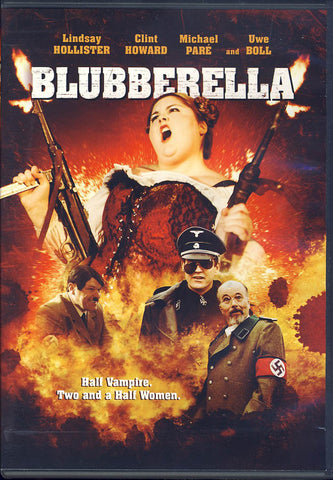 Blubberella DVD Movie