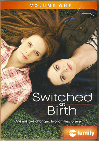 Switched at Birth: Volume One (Boxset) DVD Movie
