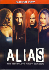Alias - The Complete First Season (Boxset)
