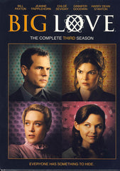 Big Love - The Complete Third Season (Boxset)
