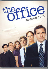 The Office: Season Five (Keepcase) (Boxset)