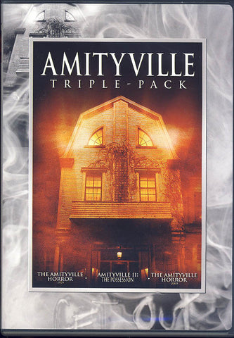 Amityville Triple Pack (Triple Feature) DVD Movie