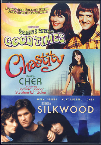 CHER - The Film Collection DVD Movie